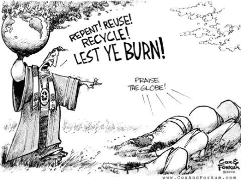 LE CLIMAT, SCIENCE OU RELIGION ?