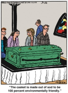 green-casket-cartooon
